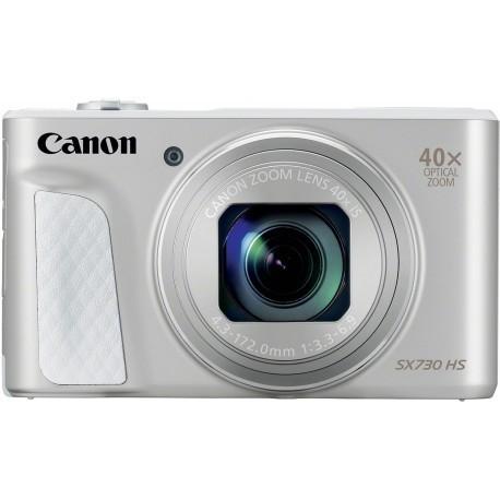 Canon Powershot SX730 HS, серебристый