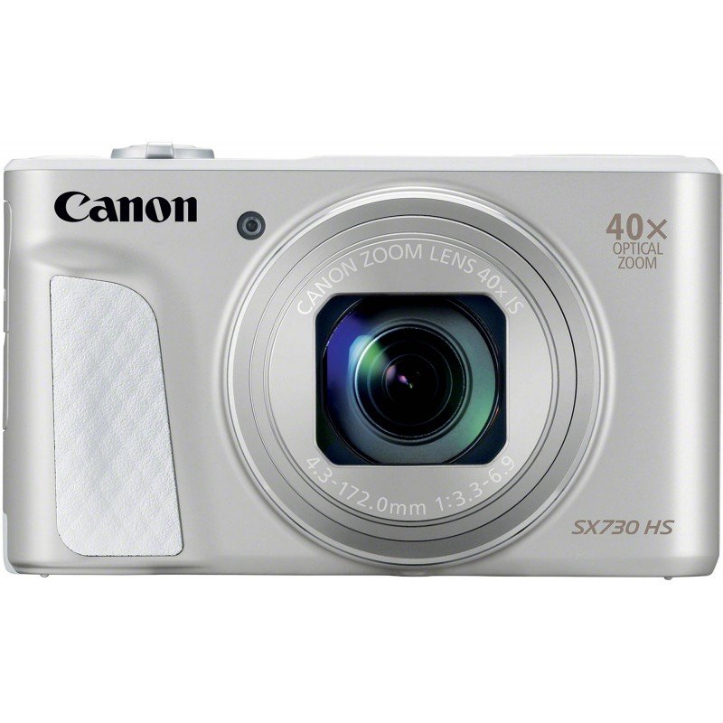canon powershot sx730 hs silver compact cameras photopoint. Black Bedroom Furniture Sets. Home Design Ideas