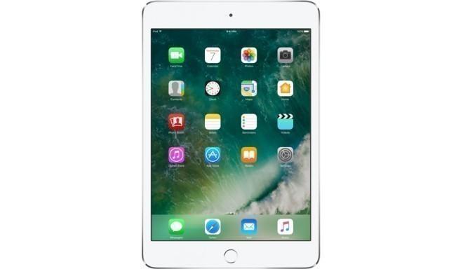Apple iPad Mini 4 128GB WiFi, sudrabots