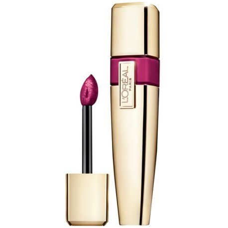L'Oreal huulevärv Colour Caresse Wet Shine Berry Persistent 186