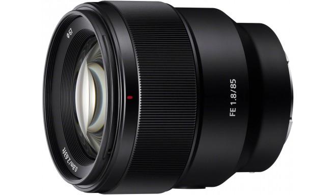 Sony FE 85mm f/1.8 objektiiv