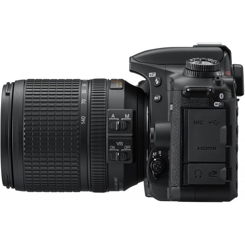 Nikon D7500 + AF-S 18-140mm VR Kit