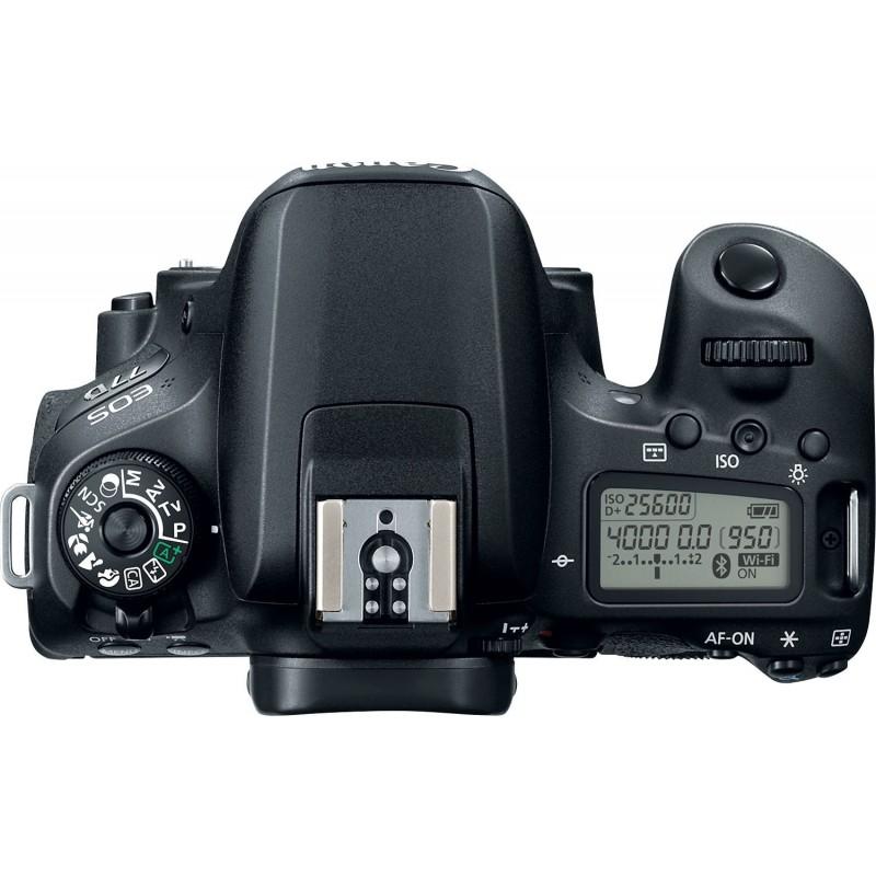 Canon EOS 77D + Tamron 15-30mm VC USD