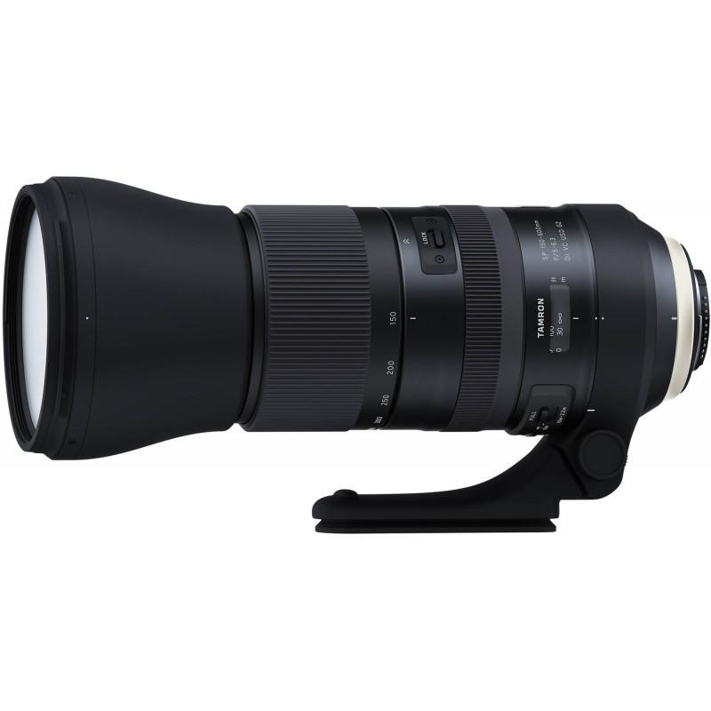 Tamron SP 150-600mm f/5.0-6.3 DI USD G2 objektiiv Sonyle