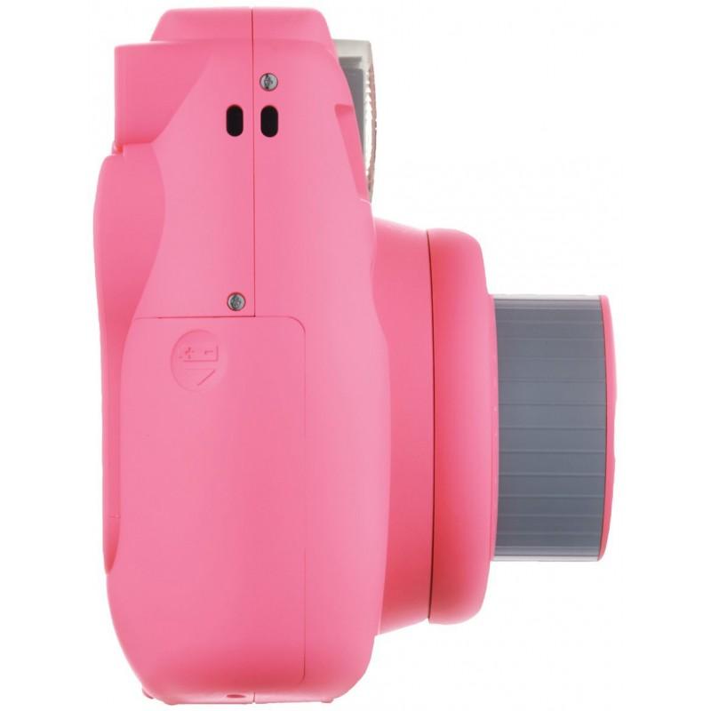 Fujifilm Instax Mini 9, flamingo pink + Instax Mini paber