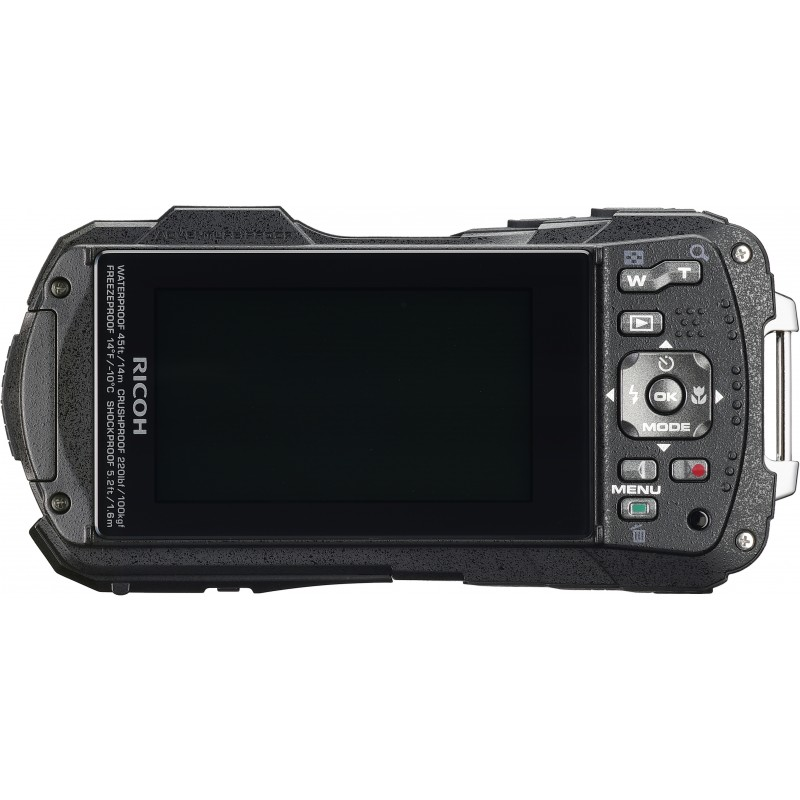 Ricoh WG-50, must