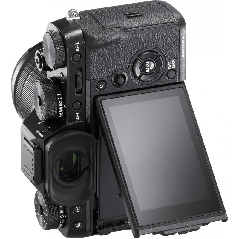 Fujifilm X-T2 + akutald VPB-XT2