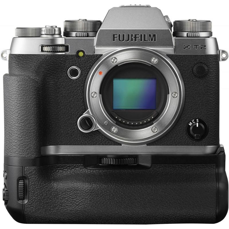 Fujifilm X-T2 Graphite Silver Edition + akutald VPB-XT2