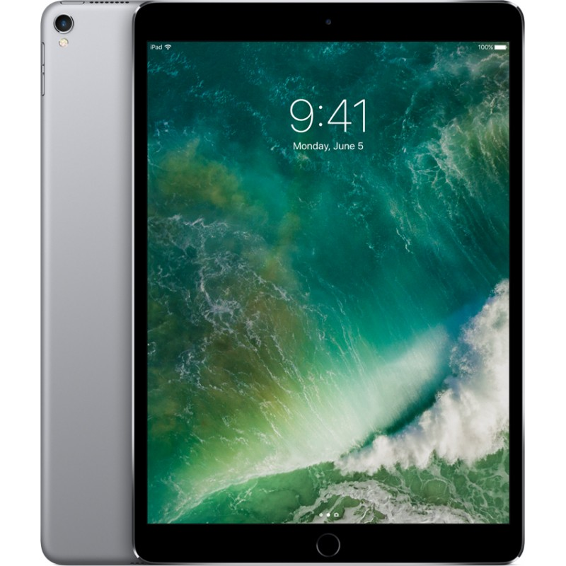 "Apple iPad Pro 10,5"" 256GB WiFi, space gray"