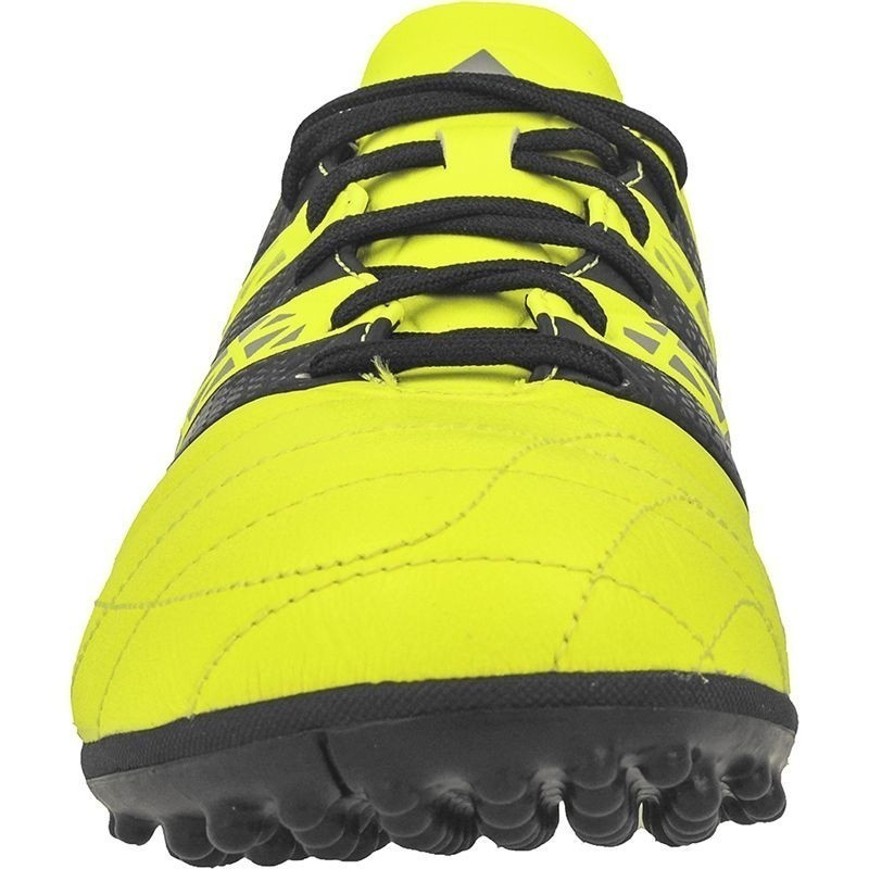 Mode Adidas | Ace 16.1 FgAg Leather | BlauWeiß