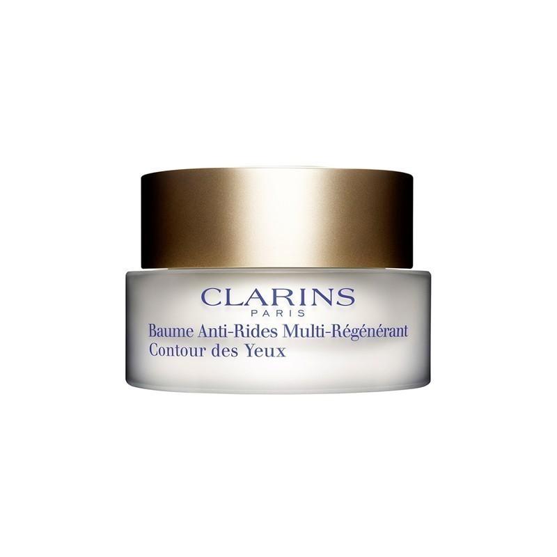 clarins multi regenerante baume anti rides contour yeux