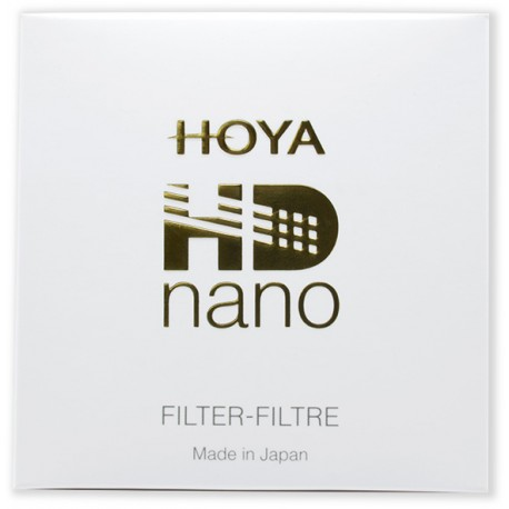 Hoya фильтр UV HD Nano 58mm