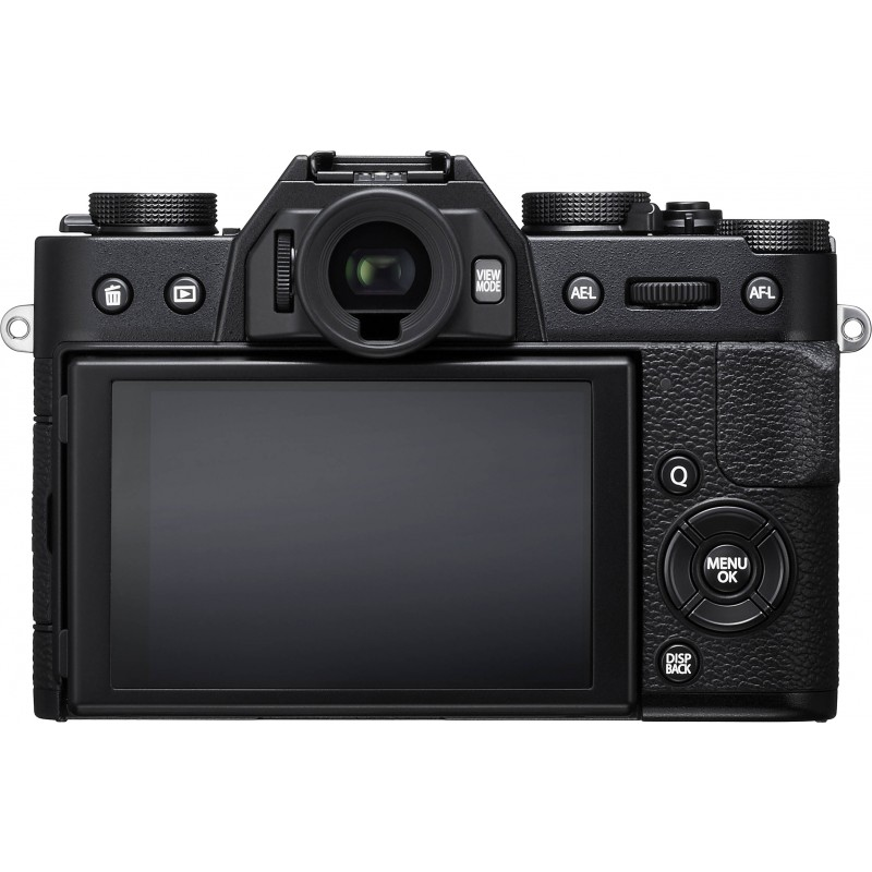 Fujifilm X-T20 + 16-50mm Kit, must