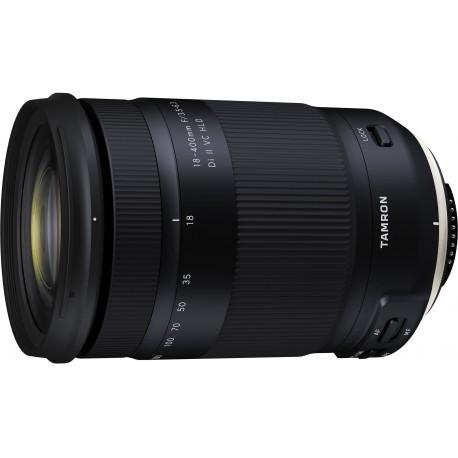 Tamron 18-400mm f/3.5-6.3 Di II VC HLD объектив для Nikon