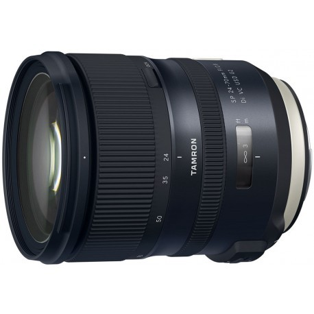 Tamron SP 24-70mm f/2.8 Di VC USD G2 объектив для Canon
