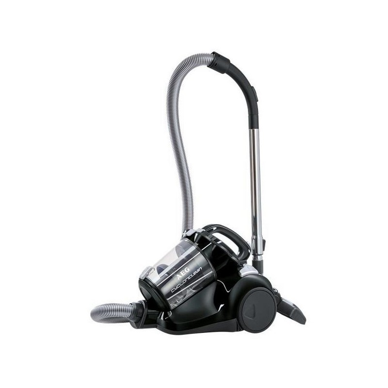 Bagless Vacuum Cleaner Aeg ACC5110 B 1,8 L 800W 77dB Black