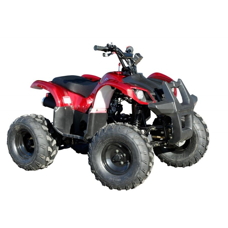 e61f3f9cc07 Laste ATV 125cc punane-must - ATV'd - Photopoint