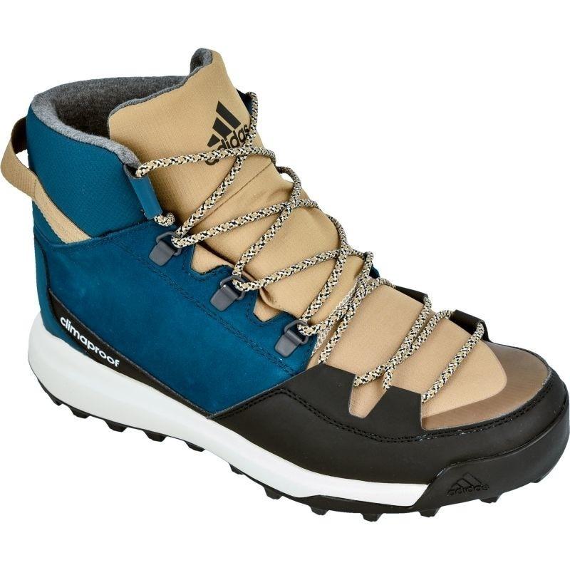 men 39 s winter boots adidas climawarm winterpitch mid m. Black Bedroom Furniture Sets. Home Design Ideas