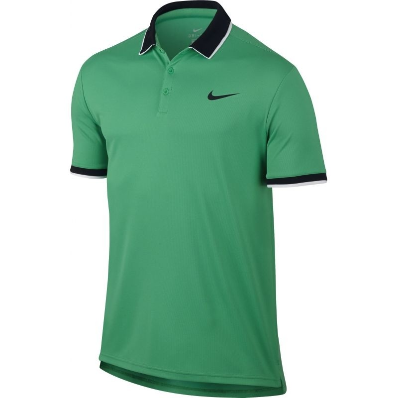 tennis shirt for men nike court dry polo m 830849 324. Black Bedroom Furniture Sets. Home Design Ideas