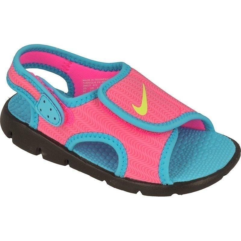 newest 3ffde af1a3 Kids sandals Nike Sunray Adjust 4 (TD) Kids 386521-612