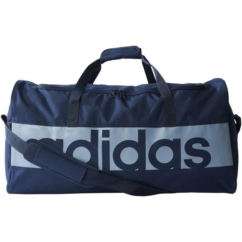 Sports bag adidas Linear Performance Team Bag L S99965 - Sports bags ... a6a9db511b