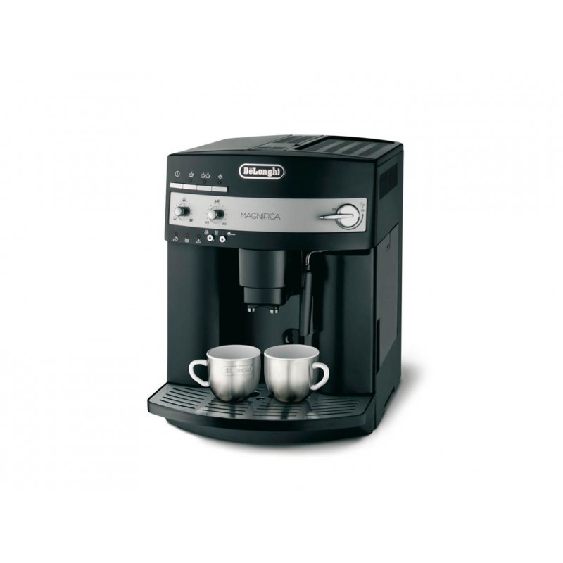 de 39 longhi coffee machine magnifica esam 3000 black. Black Bedroom Furniture Sets. Home Design Ideas