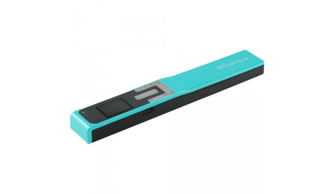 IRISCan Book 5 Turquoise - 30 PPM - Battery Li-ion