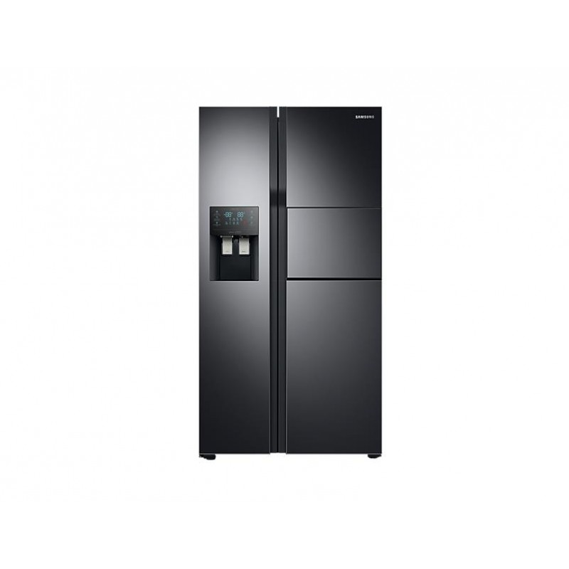 Samsung Refrigerator Side By Side Rs51k57h02c Refrigerators