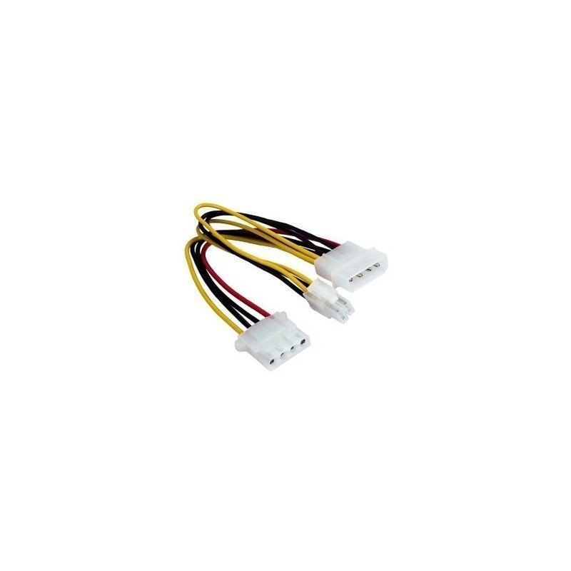 Gembird Internal power splitter cable with ATX connector - Cables ...