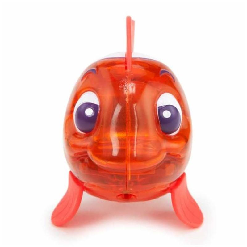 Little tikes bath toy flicker fish purple bath toys for Little fish toys