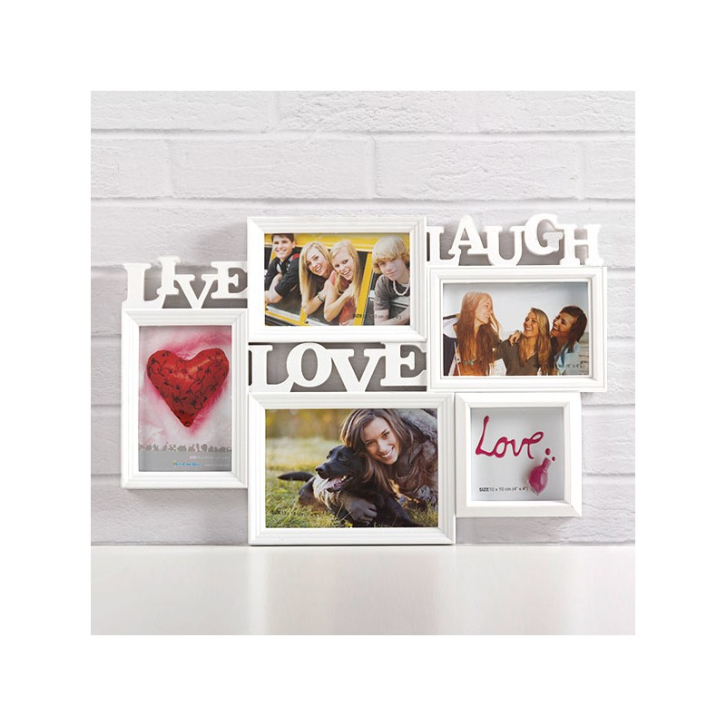 Live Laugh Love Photo frame (5 photos) - Photo frames - Photopoint