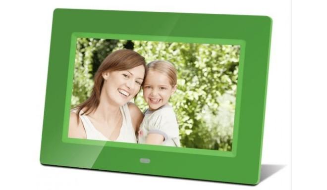 Digital frame DF 711 green - Digital photo frames - Photopoint