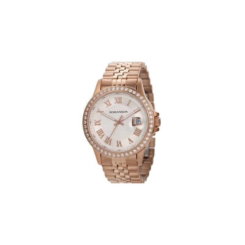 Romanson Classic TM0361QM1RAS6R Ladies Watch