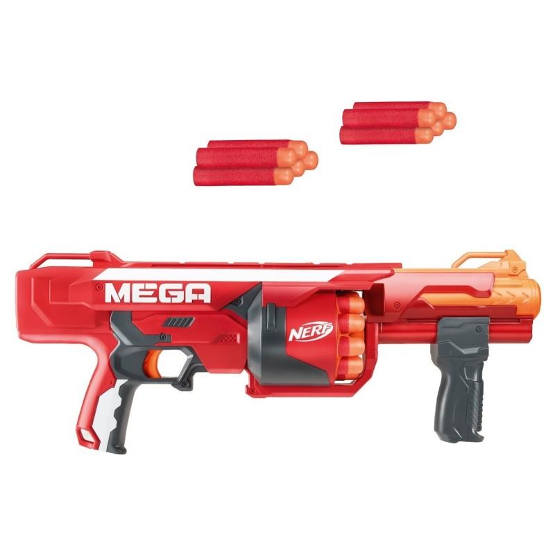 toy sniper rifle Nerf N Strike Mega Series RotoFury Blaster-in Toy Guns  from Toys & Hobbies on Aliexpress.com | Alibaba Group