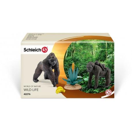 Gorilla Schleich Wild Life