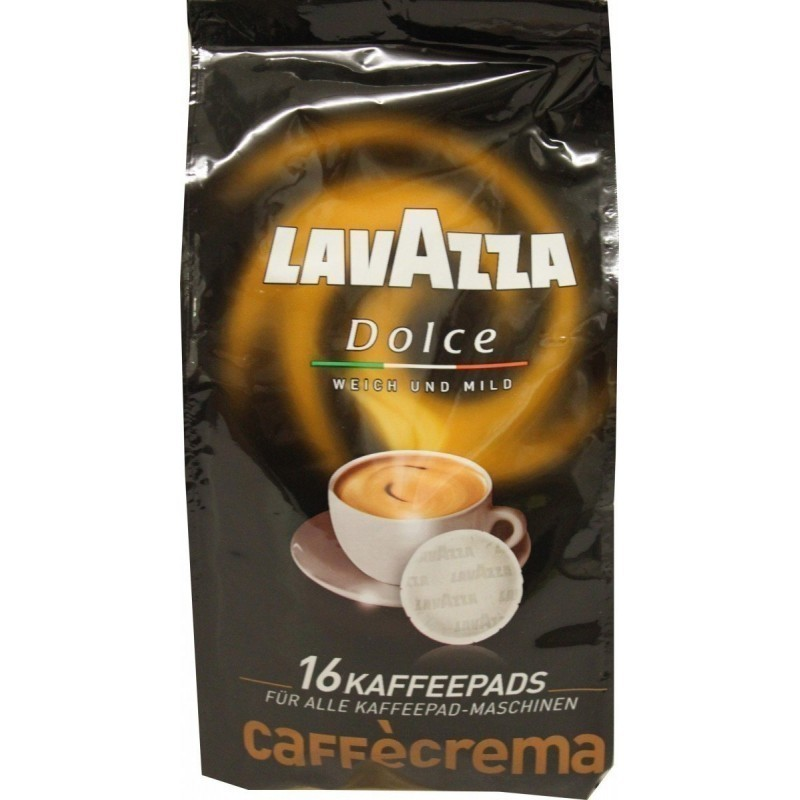 lavazza sachetscafe crema dolce 16 pieces coffee beans capsules photopoint. Black Bedroom Furniture Sets. Home Design Ideas