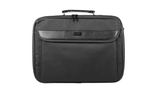 Black Natec 15.6 inch Antelope Laptop Bag
