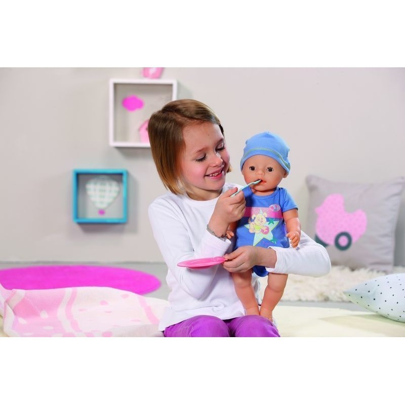 Zapf Interactive Doll Baby Born Boy Dolls Photopoint