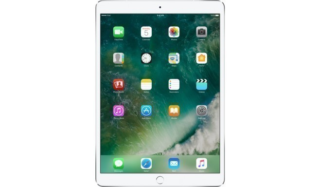 "Apple iPad Pro 10,5"" 256GB WiFi + 4G, silver"