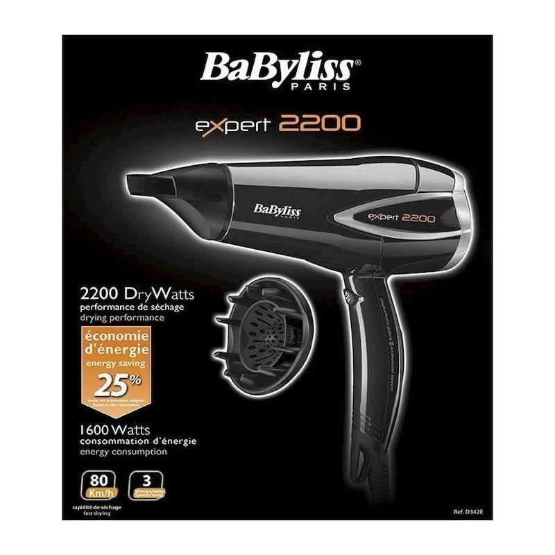 Babyliss Hair Dryer D342e Hair Dryers Photopoint