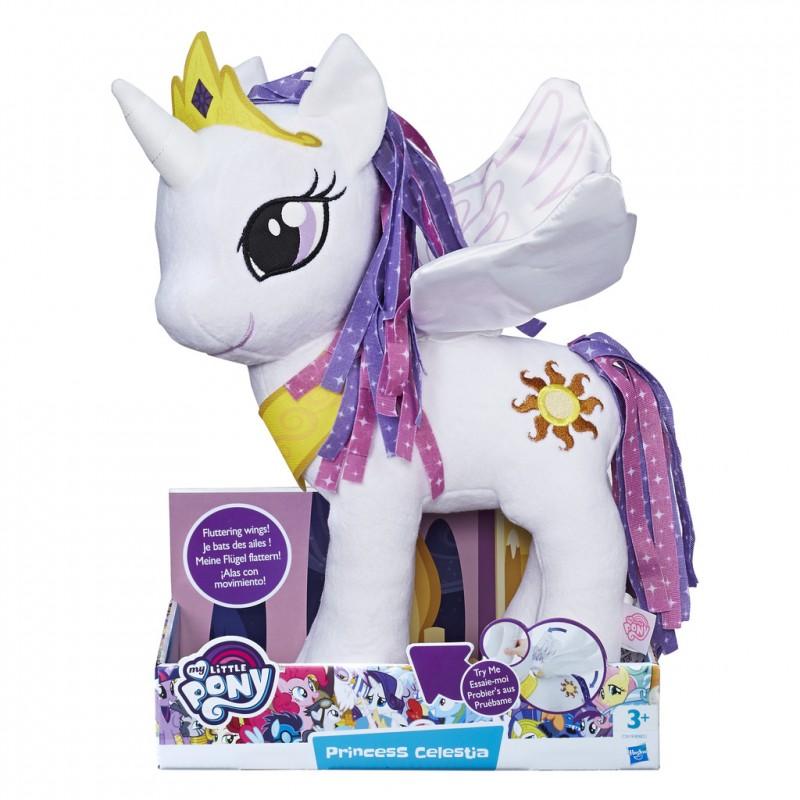 f8aa993d53e My Little Pony pehme mänguasi Tiibadega poni Printsess Celestia ...