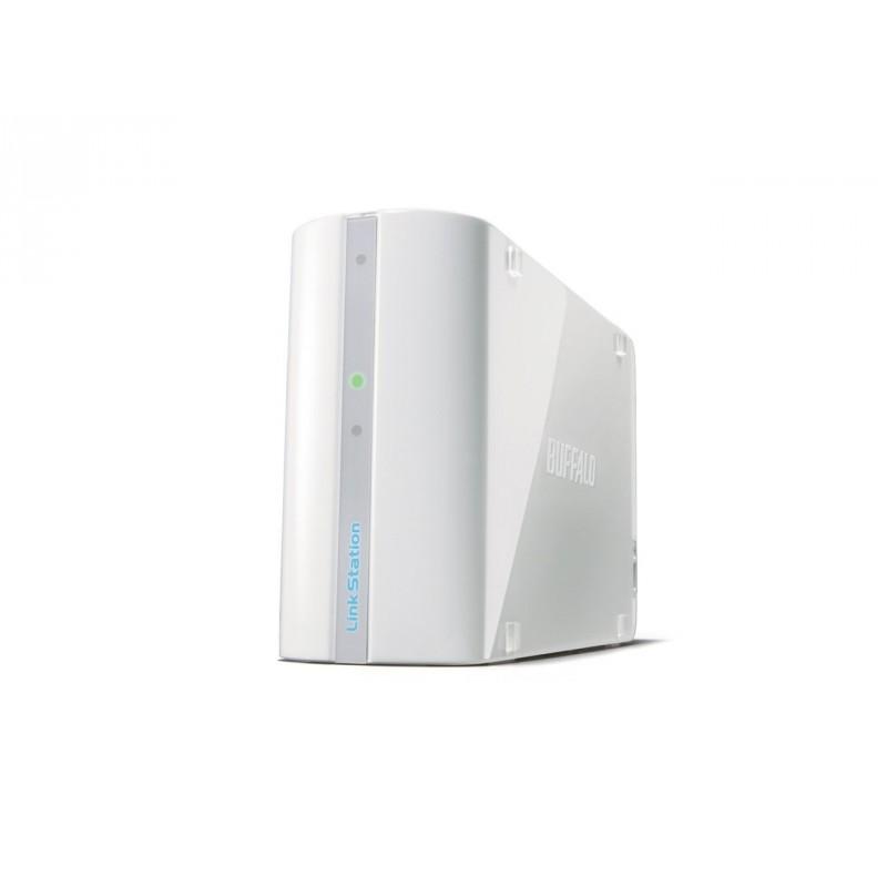 Buffalo 2TB LinkStation Mini white 2x/U2/GL - NAS - Photopoint