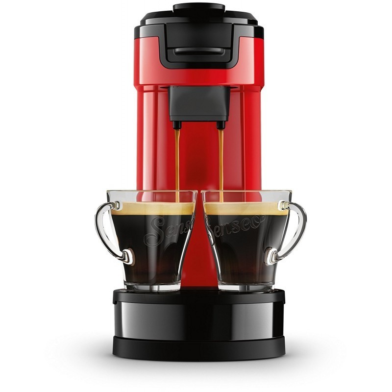 philips senseo switch hd 7892 80 red coffe espresso makers photopoint. Black Bedroom Furniture Sets. Home Design Ideas
