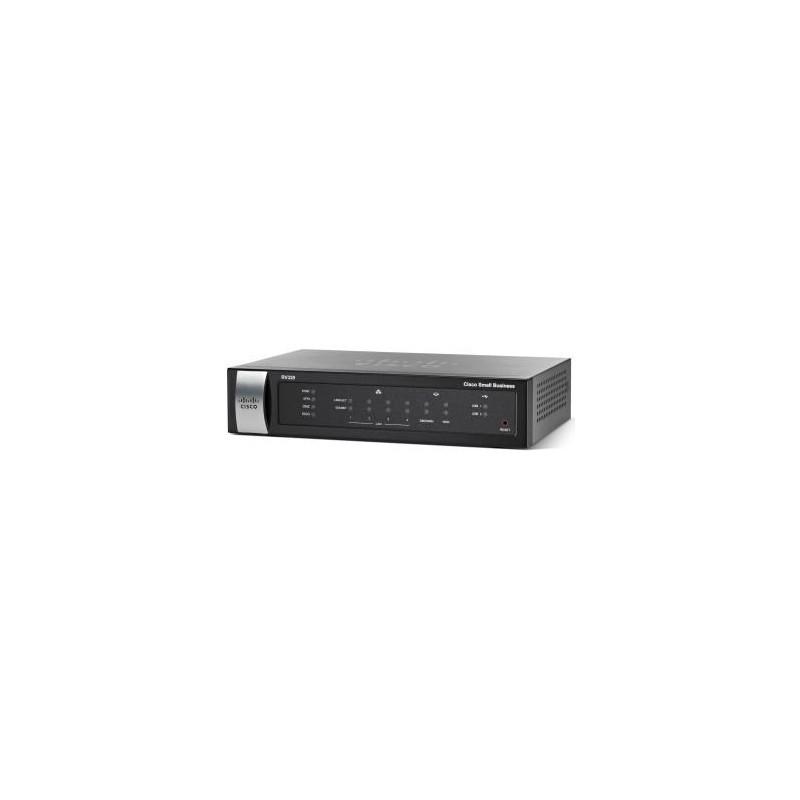 Cisco RV320 Gigabit Dual WAN VPN Router