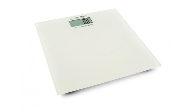 Esperanza ebs002w bathroom scales aerobic svari for Big w bathroom scales