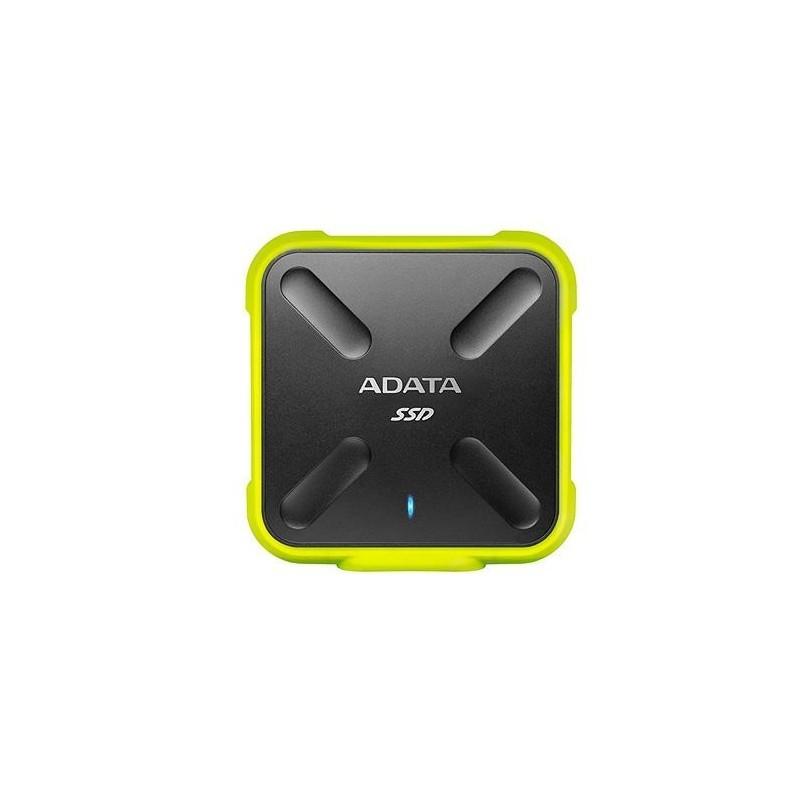 4c25472b76e Adata väline SSD seade 512GB SD700 USB 3.1, kollane - Välised ...