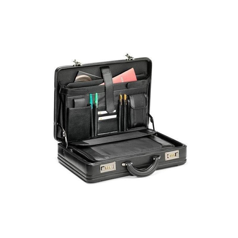 Falcon Laptop Attache Case Black 15 6cdb867b69e5e