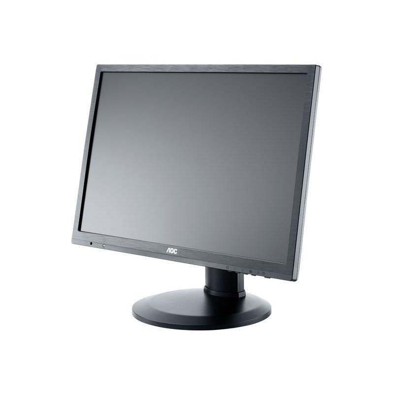 """AOC monitor 24"""" E2460PQ/BK - Monitors - Photopoint"""