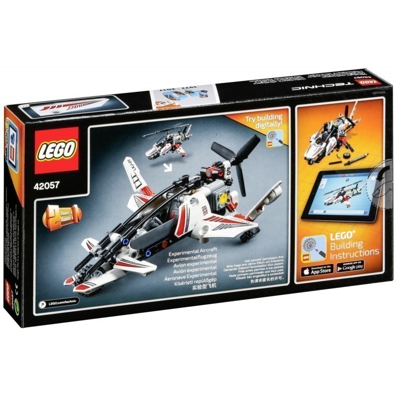 LEGO Technic Promo Pack 1 42045 + 42057
