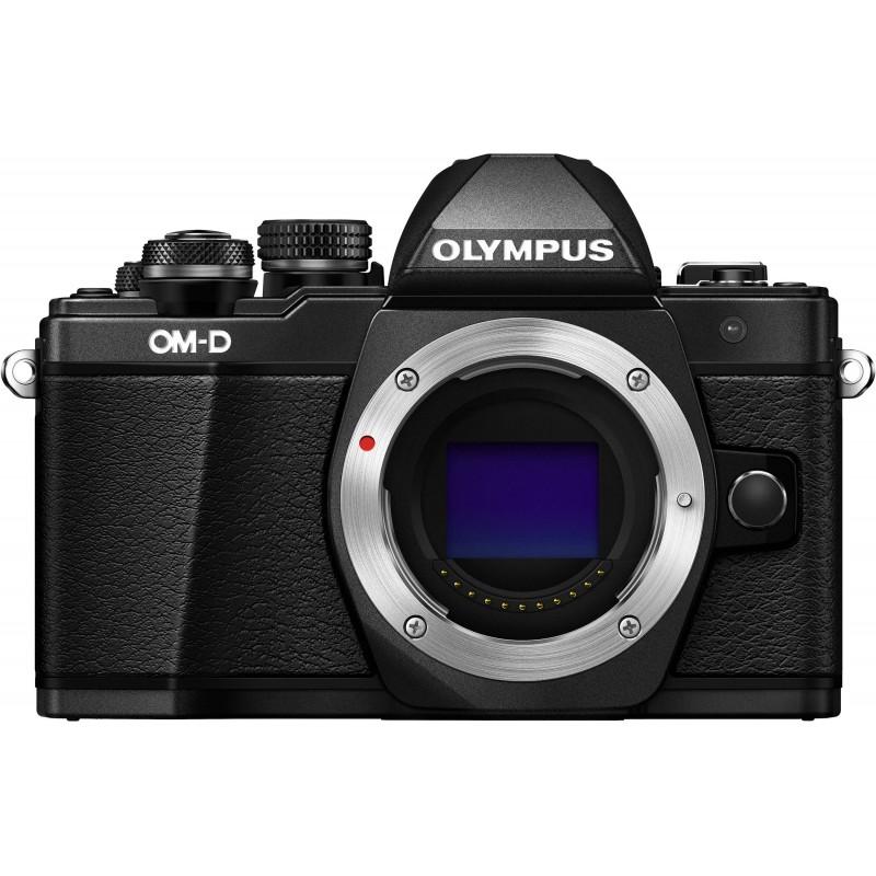 Olympus OM-D E-M10 Mark II + 14-42mm R + 40-150mm Kit, must